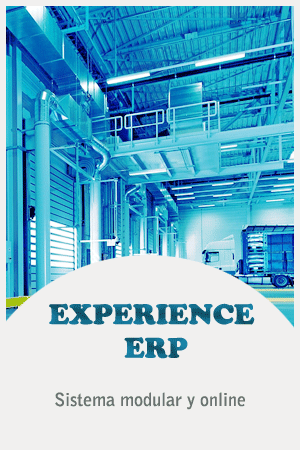 Experience ERP